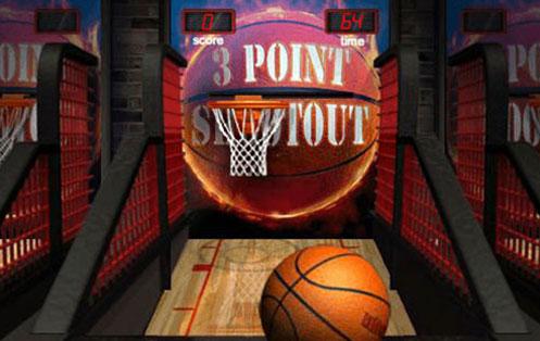3 point shootout