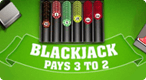Black Jack: Hit me! Place a bet and try your luck at 21
