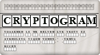 Cryptogram: Use the Cipher to Da Vinci your way through the Cryptogram and crack the code!