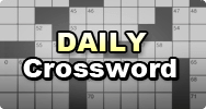 Daily Crossword
