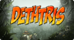 Dethtris: Dodge the falling obstacles and escape the valley of bloks before its too late!