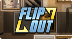 Flip Out: A classic matching game with a new twist not like any other.