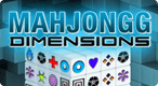 Mahjongg Dimensions: It's 3D Mahjongg- you don't even need to wear 3D glasses!