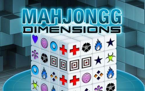 CNN Funny Games Mahjong Dimension 3d