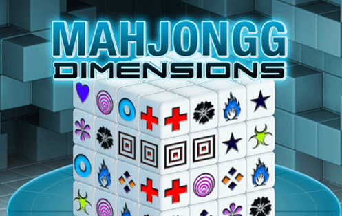 Mahjongg Dimensions Arkadium