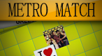 Metro Match: Travel across the world in this memory matching online game.