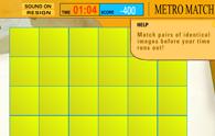 Metro Match