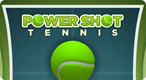 Powershot Tennis: Play high stakes tennis against competitive opponents trying to take you down!