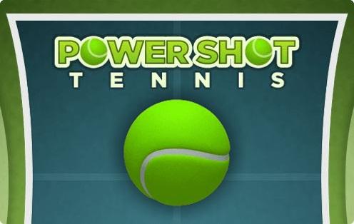 Powershot Tennis