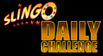 Slingo Daily Challenge: A new challenge goal everyday!