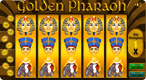 Slots: Golden Pharaoh: Play our slot machine game and take control like the ancient Pharoahs did