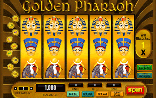 golden pharaoh game free online