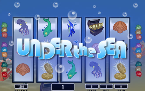 free slots under the sea game