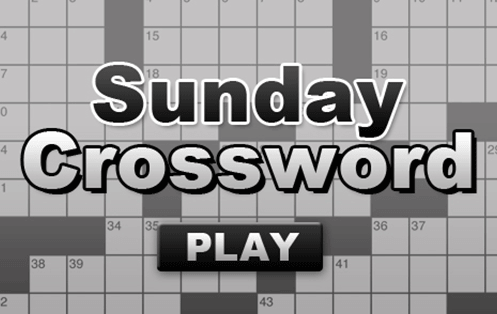 Washington Post Games The Sunday Crossword By Merl Reagle The Washington Post