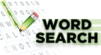 Word Search: Find hidden words in the scrambled grid of letters!